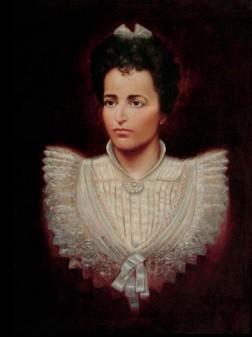 María Nieves y Bustamante