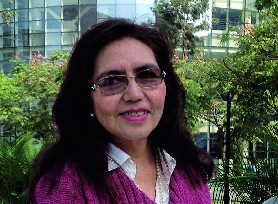 Olinda Serrano de Dreifuss